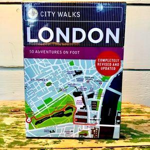✳️ London City Walks Guide - New & Sealed